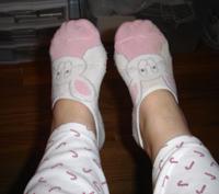 Katt's ramble feet